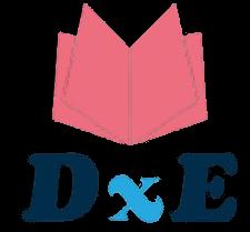 Logo de Dona por la Educación