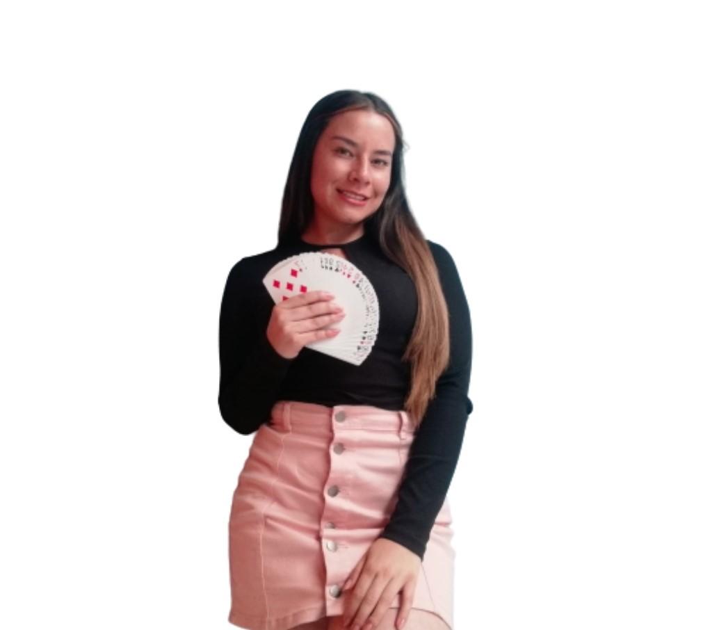 Tamara Jimenez - Beneficiaria de DxE