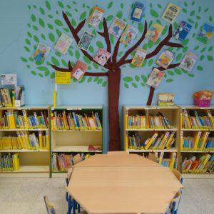 Bibliotecas para primarias
